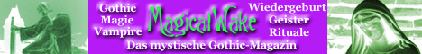 Magical Wake - Gothic - Magie - Vampire - Geister